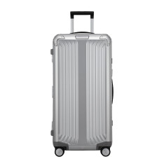 Luggage Samsonite Litebox Aluminium 132694 80cm Trunk Aluminium 1004