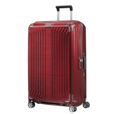 Luggage Samsonite Litebox 79300 75cm Spinner Red