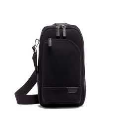 Casual Tumi Harrison Nylon 130542 Gregory Sling Black 1041