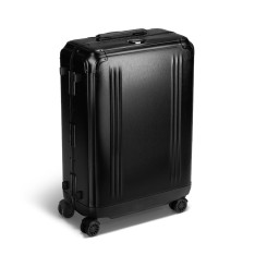 "Luggage Zero Halliburton Pursuit Aluminium Collection 94226 26"" Spinner Black"