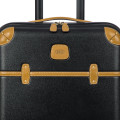 Luggage Brics Luggage Bellagio 2 BBG28312 55cm Cabin F/pocket With Usb Black Tobacco_alt9