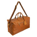 Bags Brics Luggage Pelle BPL20202 Medium Holdall Tan_alt1
