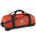 Eagle Creek No Matter What Flashpoint 20422 Extra Large Wheeled Folding Duffle Red Clay