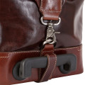 Luggage Jekyll And Hide Oxford 3690OXTO Cabin Wheeled Holdall Tobacco_alt3