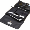 Bags Knomo Mayfair Luxe 120-047 Elektronista Digital Clutch Bag Black_alt2