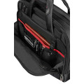 "Business Samsonite Pro Dlx 5 106352 15.6"" Bail Handle Brief Black 1041_alt2"