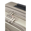 Luggage Samsonite Prodigy 74771 55cm Expanding Spinner Ivory Gold