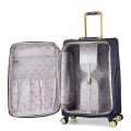 Luggage Ted Baker Albany Collection TBW5002 4 Wheel Medium Case Navy_alt3