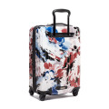 Luggage Tumi V4 124856 Internaional Exp Carry On Blush Floral 8596_alt4