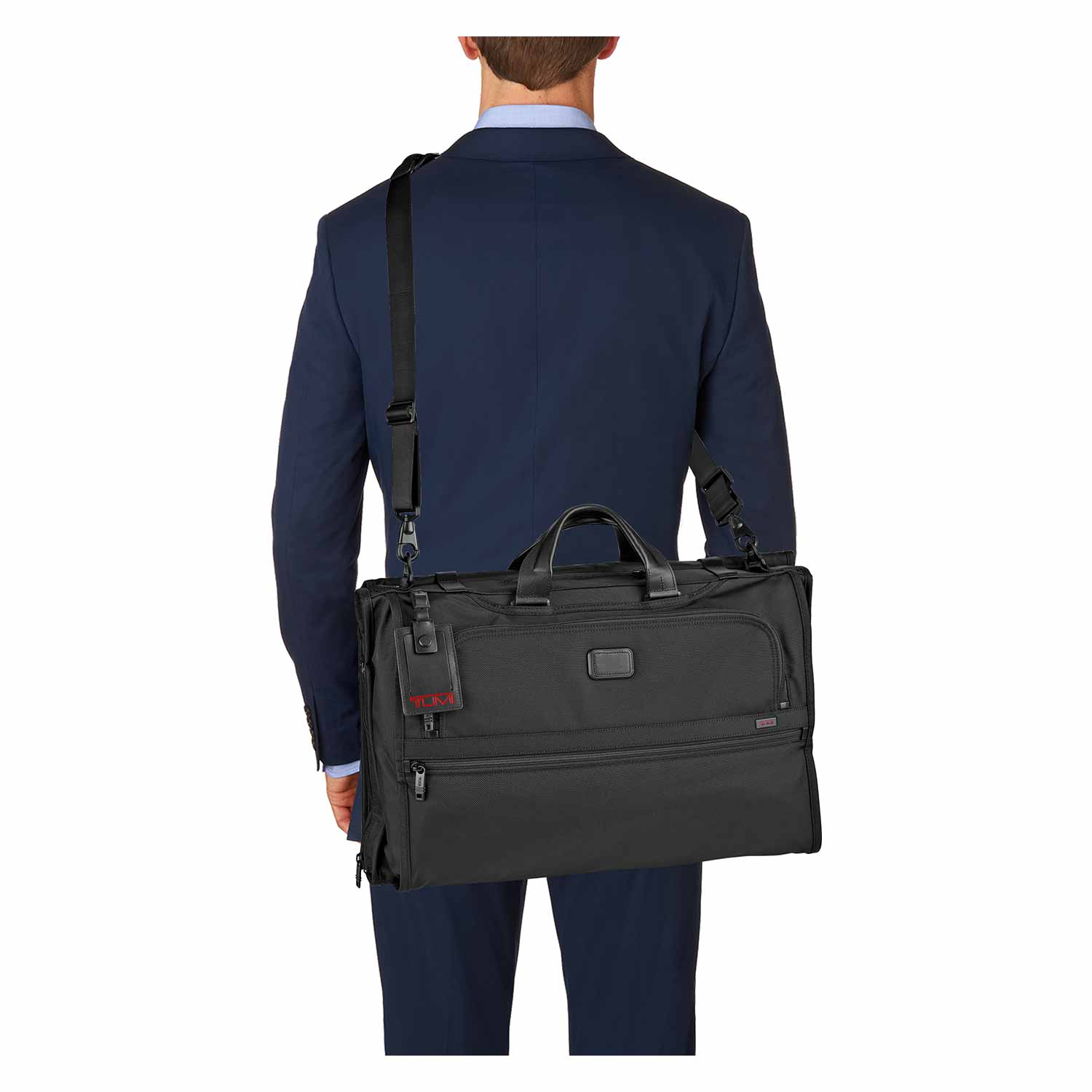 00ff7f905b38 Tumi - Alpha 2 Garment Bags - Trifold Carry On Garment Bag - Caseluggage.com